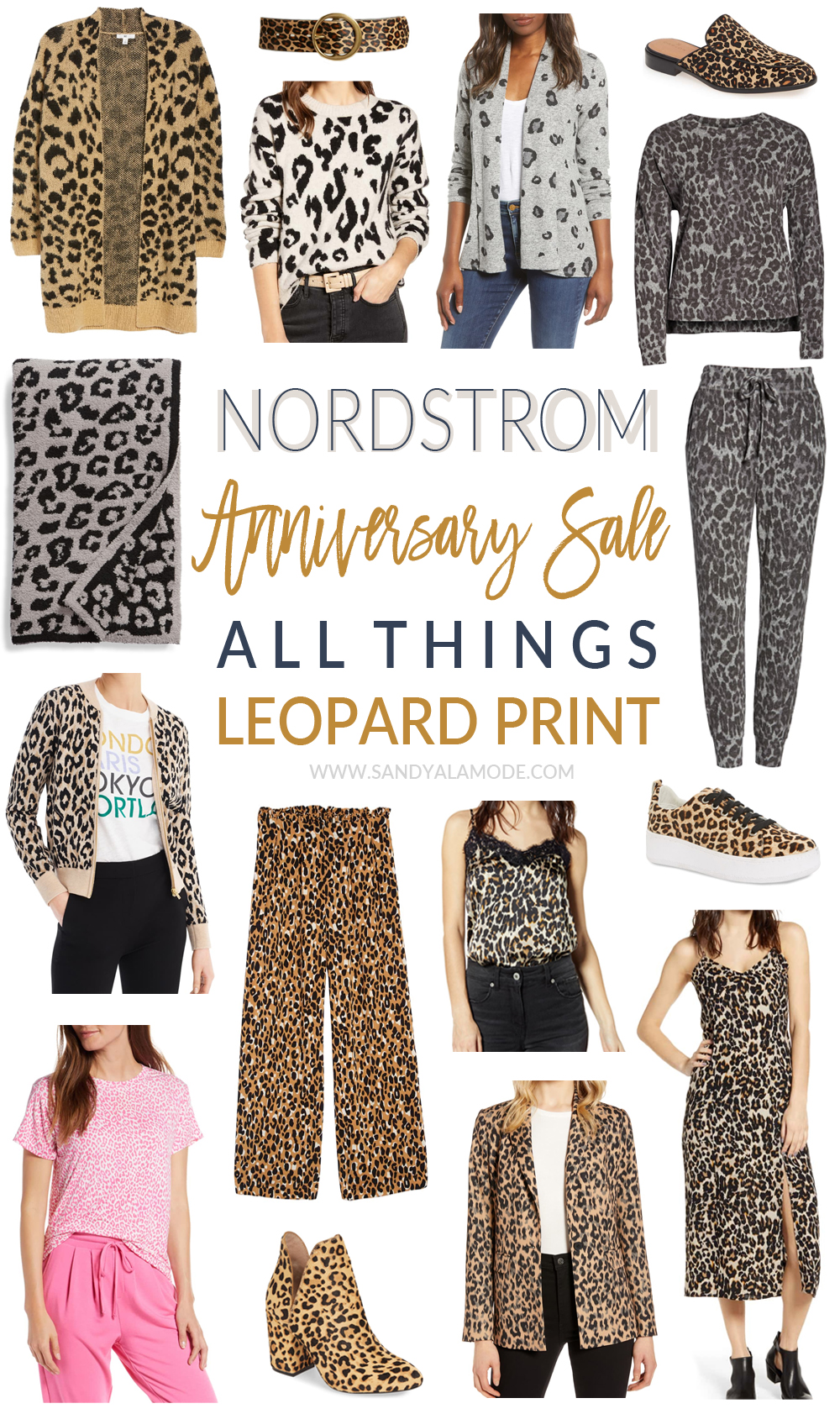 Nordstrom Anniversary Sale 2019 All Things Leopard